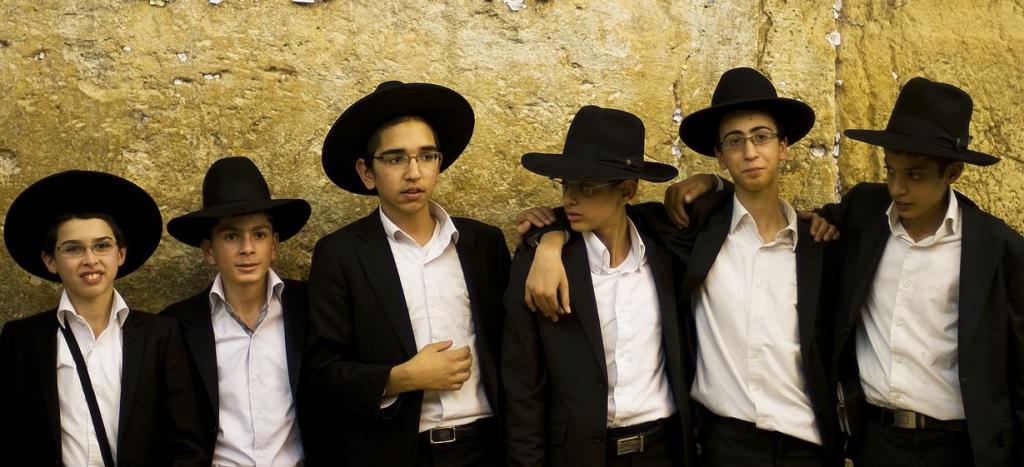 israel-jerusalem-jewish-boys-at-a-bar-mitzvah-medium