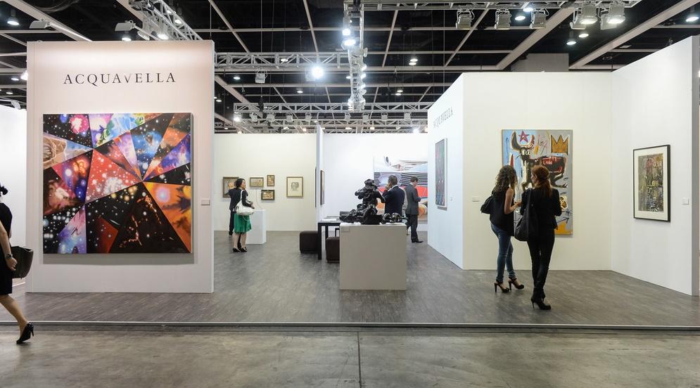 Art Basel | Hong Kong 2013 | Acquavella Galleries